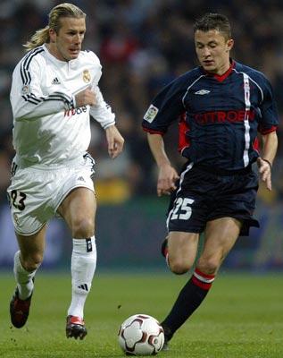 Saša Ilić je svoj jedini gol za Seltu postigao protiv Reala.