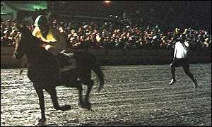 """Grlo """"Windsong"""" je ubedljivo trijumfovalo u neobičnoj trci koja se održala u Šarlottaunu."""