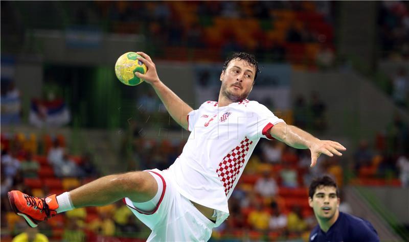 Domagoj Duvnjak je pogotkom sa 7 metara doneo pobedu Hrvatima protiv Argentine.