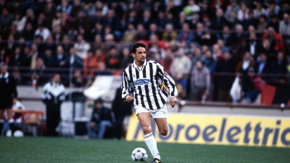 I pored toga što nije bio srećan zbog prelaska u Juventus, Bađo je igrao fenomenalno za velikana iz Torina.