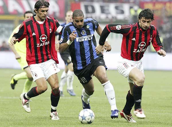 Adrijano je stvarao dosta problema odbrani Milana u njihovim međusobnim duelima. Photo: Newpress/Getty Images