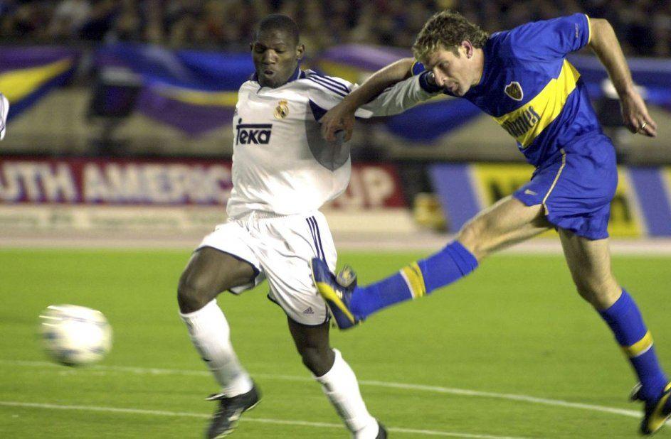 Martin Palermo je postigao dva gola u prvih pet minuta meča sa Realom.