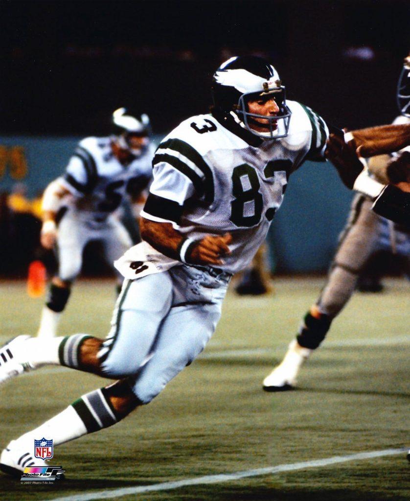 """Vins Papale je 1976. godine """"konačno"""" zaigrao za Filadelfija Iglse."""