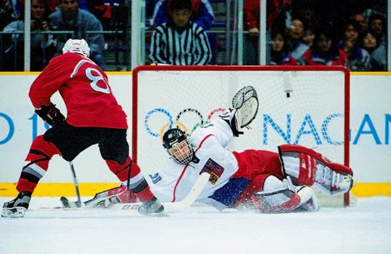 Dominik Hašek je briljirao u penal seriji protiv Kanade.