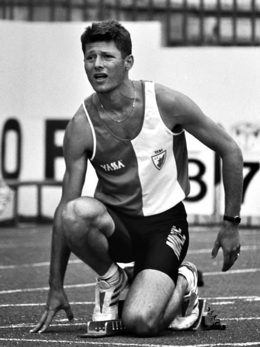 Legendarni Slobodan Branković trčao je odlično u poslednjoj izmeni u štafeti Jugoslavije u Tokiju.
