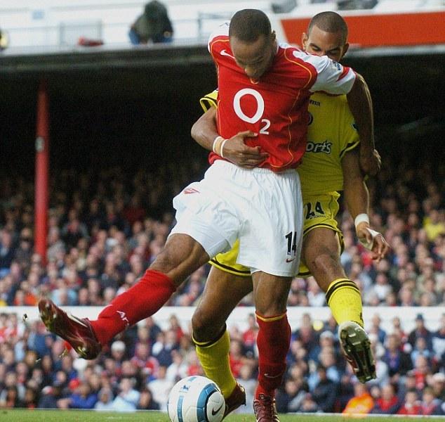 Tijeri Anri je protiv Čarltona postigao gol na fenomenalan način.