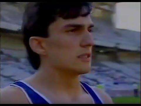 Dejan Jovković trčao je prvu izmenu u štafeti Jugoslavije na Svetskom prvenstvu u Tokiju.