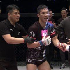 MMA borac koji se ne plaši protivnika već ring devojke