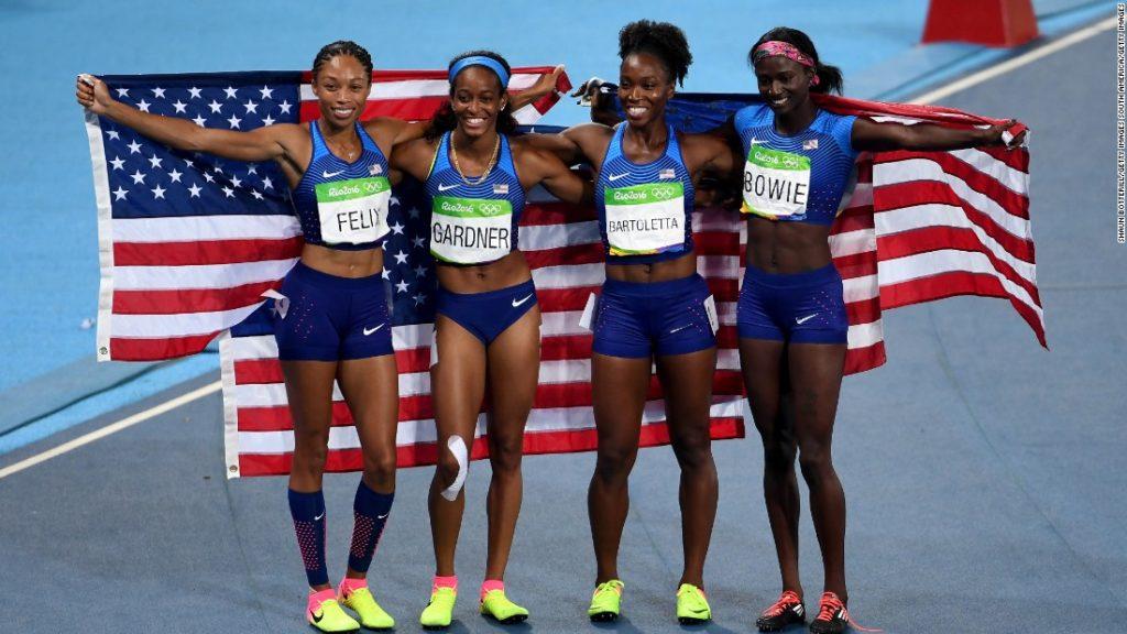 Amerikanke su na kraju ipak uspele da osvoje zlatnu medalju.