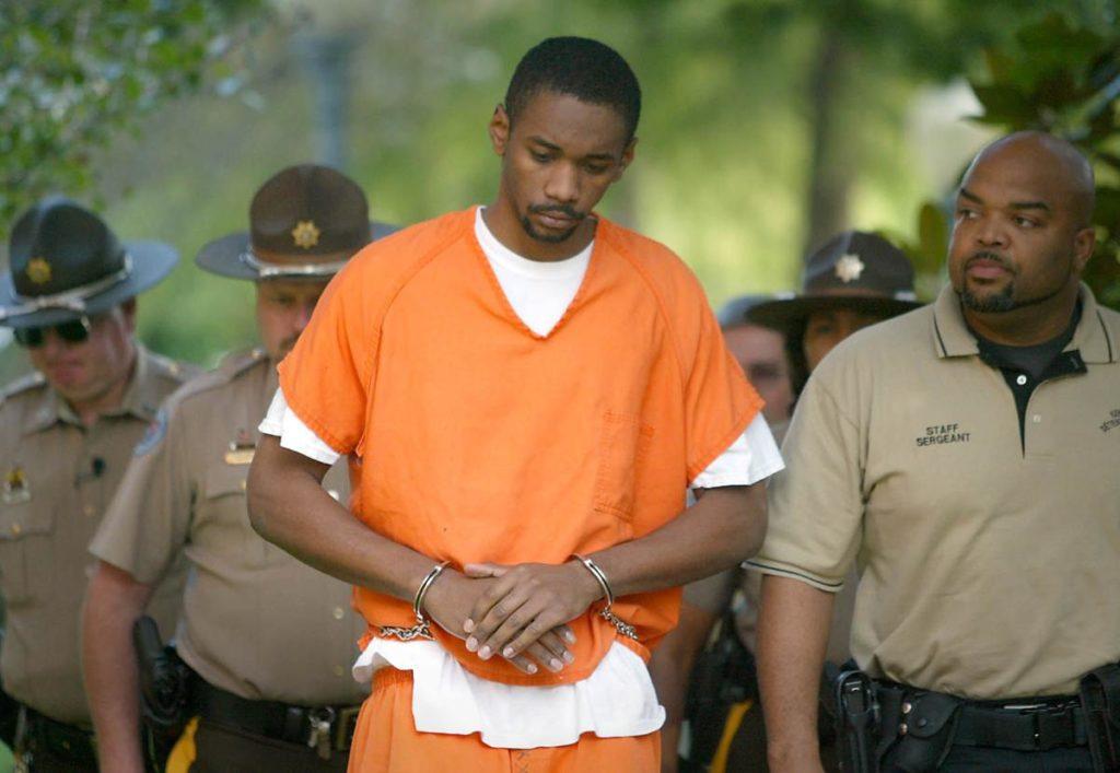 Karlton Dotson je na kraju priznao ubistvo Patrika Denehija.
