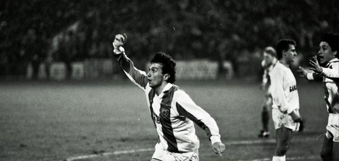 Dejan Savićević igrao je maestralno na meču sa Kelnom.