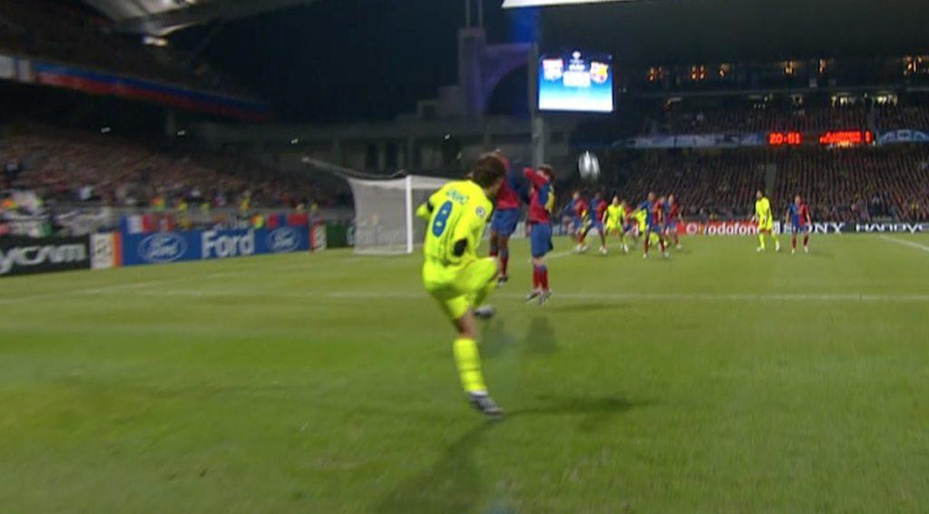 Žuninjo Pernambukano postigao je fantastičan gol iz slobodnog udarca protiv Barselone.