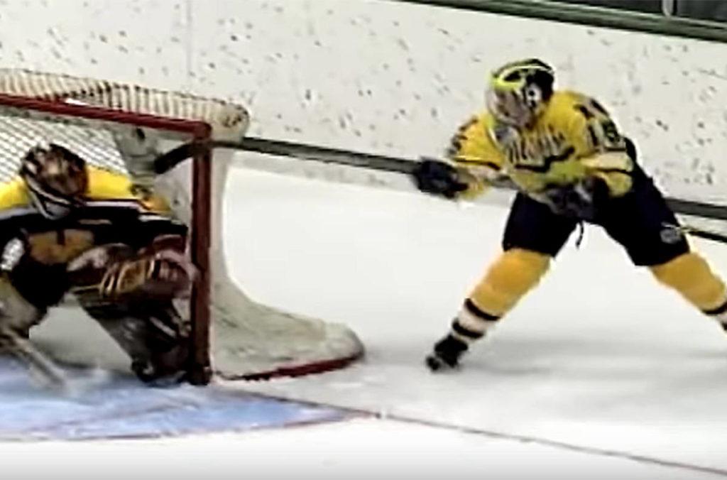 """""""The Michigan Goal"""" je proslavio Majka Lega."""