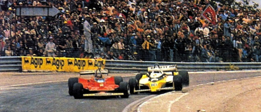 Žil Vilnev i Rene Arnu vodili su spektakularan duel u finišu trke za Veliku nagradu Francuske.