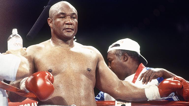 Džordž Formen je po povratku u ring beležio trijumf za trijumfom.