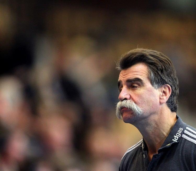 Legendarni rukometni trener Hajner Brant.
