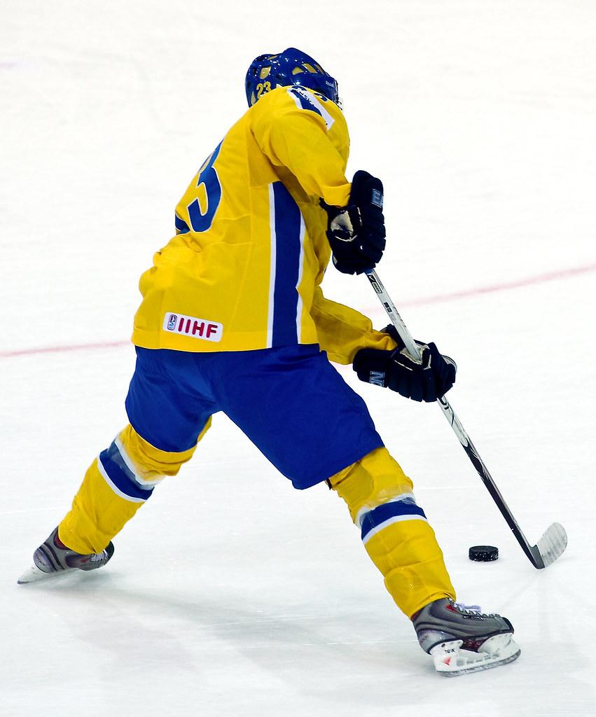 Linus Omark postigao je prelep gol iz penala na meču protiv Švajcarske.