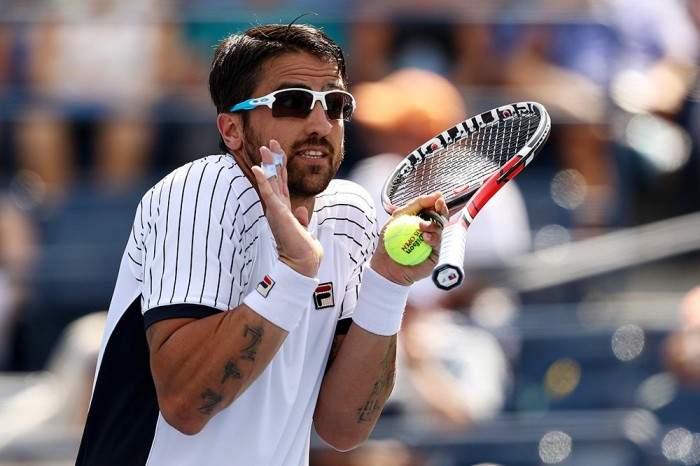 Janko Tipsarević je igrao dosta dobro na početku US Opena 2016. godine.