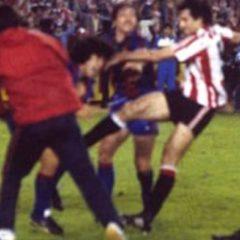 Tuča zbog koje se Maradona izvinjavao Španskom kralju