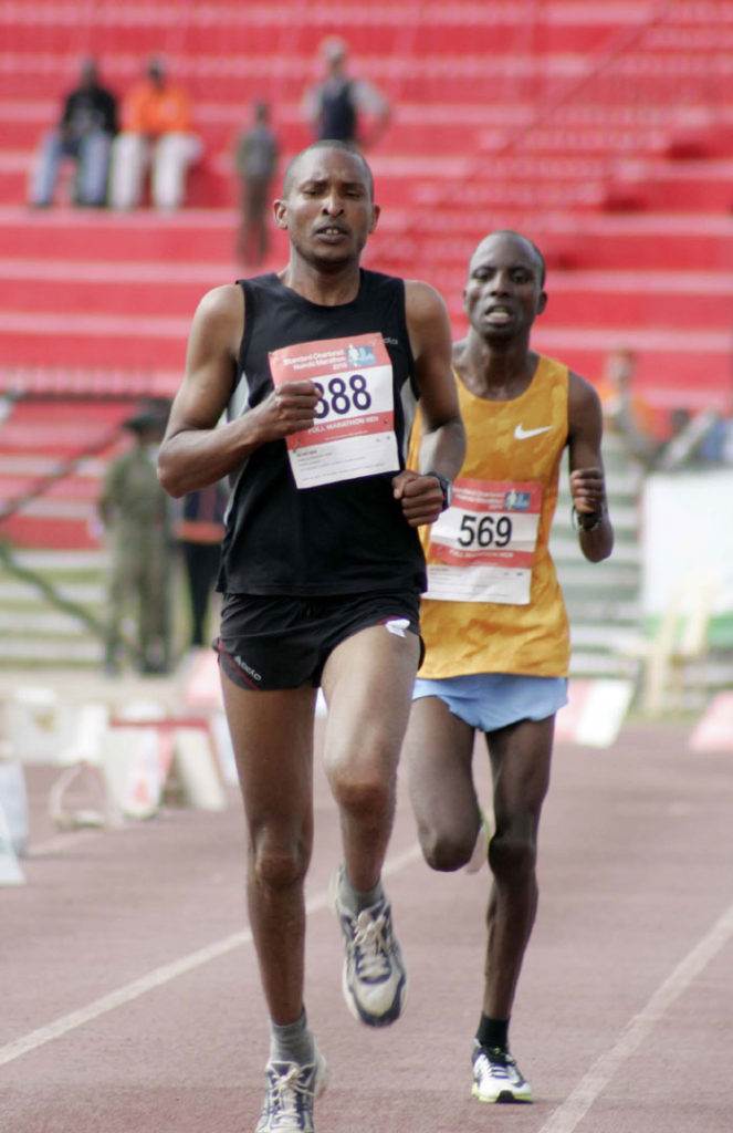 Džulijus Nđogu je prošao kao drugi kroz cilj na maratonu u Najrobiju, ali je do tog rezultata došao posle prevare.