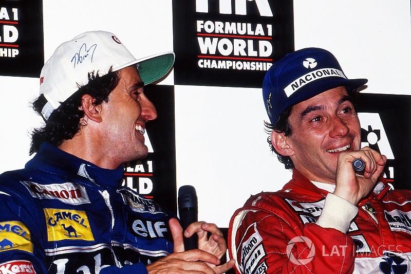 Alan Prost i Ajrton Sena prošli su put od velikih rivala do dobrih prijatelja.