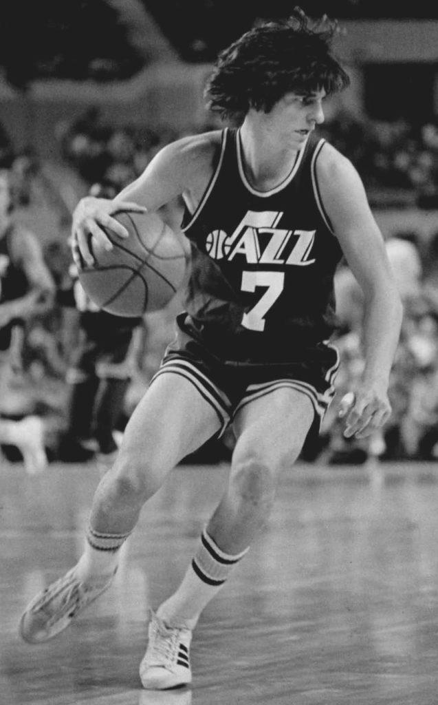 Pit Maravić izveo je nekoliko veoma atraktivnih poteza na All-Star meču 1977. godine.