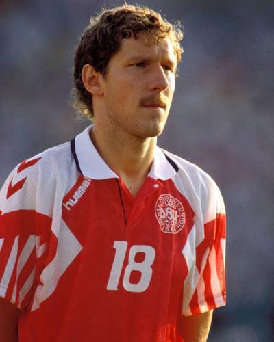 Kim Vilfort je u početku odbijao da igra na Evropskom prvenstvu 1992. godine.
