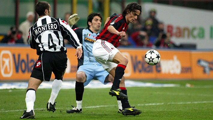 Filipo Inzagi postigao je prelep gol protiv Juventusa.