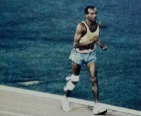 Džon Akvari je jedan od junaka Olimpijskih igara u Meksiko Sitiju.