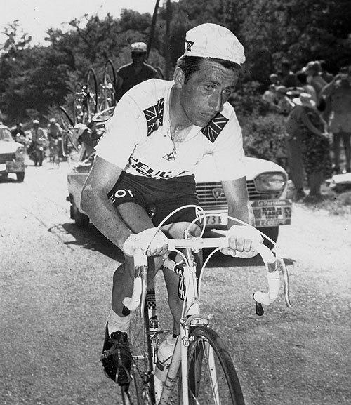 Tom Simpson se nadao da će 1967. godine konačno uspeti da Tur de Frans završi na podijumu.