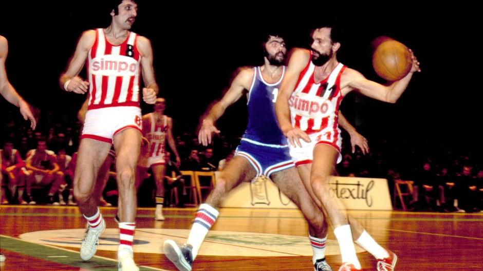 "Ljubodrag ""Duci"" Simonović je igrao briljantno u dresu Crvene zvezde."