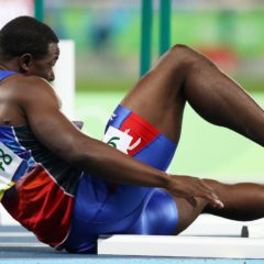 Džefri Džulmis – Olimpijski duh pre svega